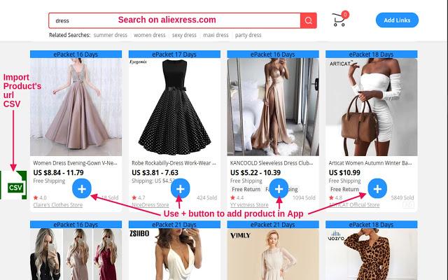 Work with Aliexpress.com