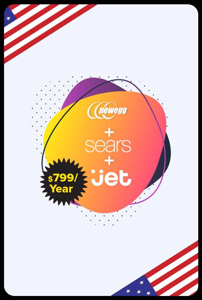 newegg jet sears